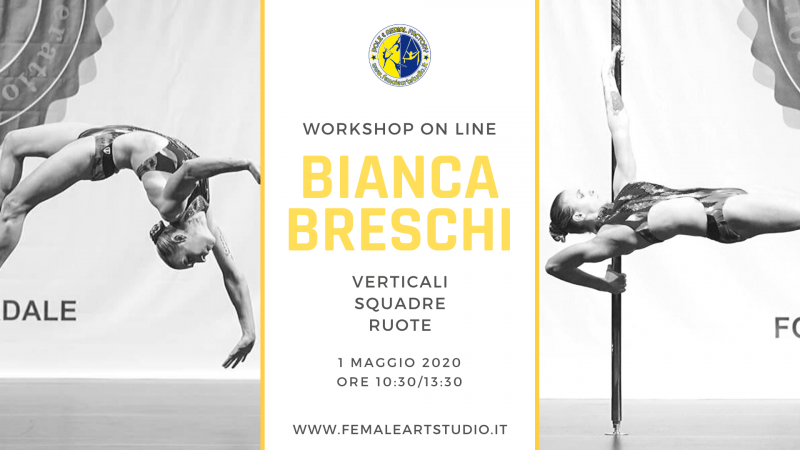 BIANCA BRESCHI Workshop on line